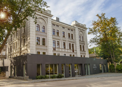 Hotel Alahambra Lądek Zdrój