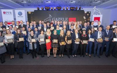 Gala Gazele Biznesu 2018 Poznań Hotel Andersia