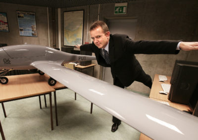 Samolot bezzalogowy