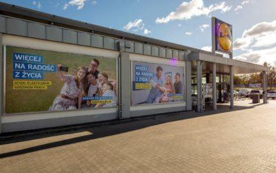 Kampania reklamowa dla Lidl Polska