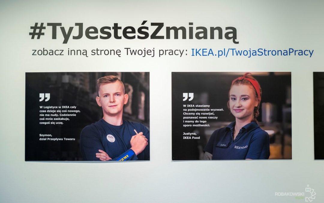 """Zdjęcia dla kampanii employer branding #TyJesteśZmianą"""""""