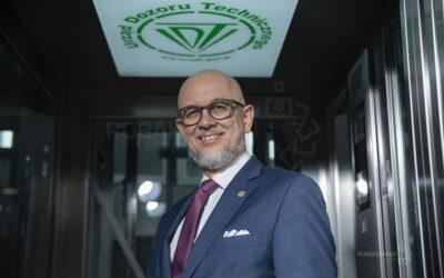 Sesja biznesowa Andrzej Ziółkowski prezes UDT.