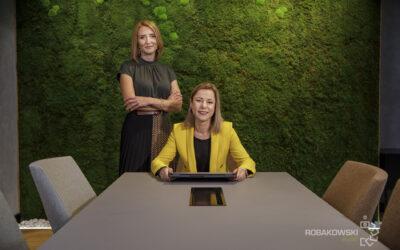 Sesja zdjęciowa Zarządu Fordata dla Forbes
