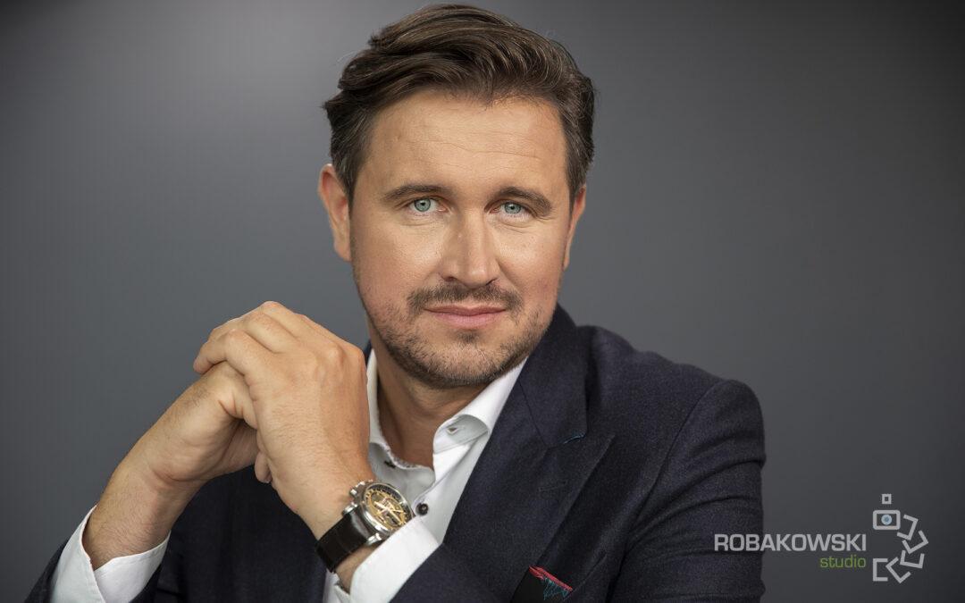 Sesja biznesowa mecenasa Tomasza Janaszczyk.
