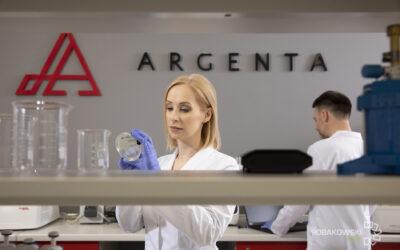 ARGENTA SESJA ZDJĘCIOWA.